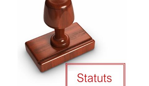Statuts d'entreprise et dirigeant