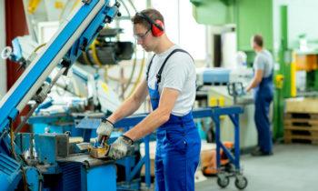 Développement production et notoriété d'une PME industrielle