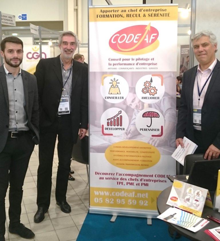 CODEAF conseil entreprise Formation Toulouse indépendant