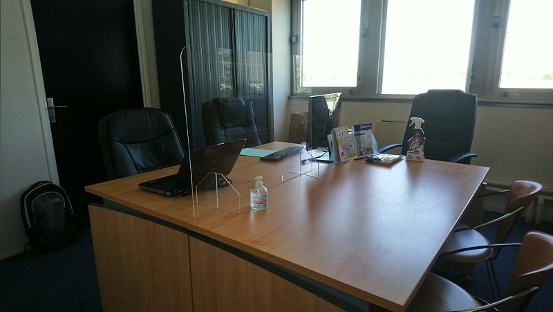 Bureau conseil entreprise CODEAF COVID-19