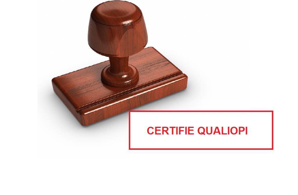 Le cabinet de conseil et organisme de formation CODEAF certifié QUALIOPI